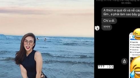 Bị đàn ông có gia đình tán tỉnh, vợ cũ Hoài Lâm đáp trả khiến nhiều người bất ngờ