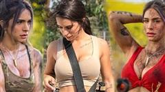 Body 'căng đét' của cực binh sĩ Isarel khiến fan PUBG mê mẩn: Nữ hoàng súng đạn, biểu tượng của nữ quyền