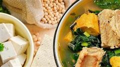 5 loại thực phẩm tránh ăn cùng với đậu phụ