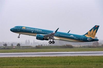 Vietnam Airlines tiếp tục mở 4 đường bay nội địa