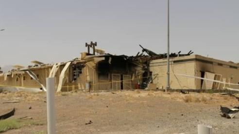 Giải mã các sự cố 'kỳ quái' liên tục xảy ra tại Iran
