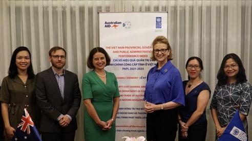 Australia và UNDP hợp tác nhằm thúc đẩy quản trị và hành chính công ở  Việt Nam