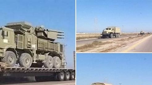 Syria thay UAE chuyển Panstri-S1 cho LNA