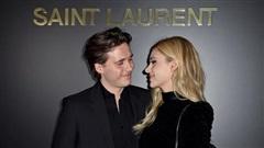 Con trai David Beckham đính hôn với nữ diễn viên Nicola Peltz