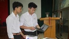 Sáng kiến hệ thống quản lý giờ học thông minh của học sinh Ninh Bình