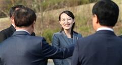 Vai trò thực sự của 'công chúa' Triều Tiên Kim Yo-jong