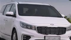 Góc tranh cãi: Kia Sedona tự nhận vượt xe Đức về độ sang trọng, tiện nghi