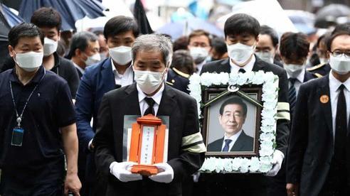 Seoul cử hành tang lễ cho cố thị trưởng