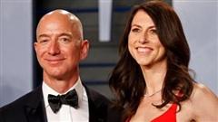 Nhờ 'lộc' của chồng, vợ cũ của CEO Amazon thành người phụ nữ giàu nhất nước Mỹ
