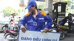 Giá xăng, dầu trong nước không đổi