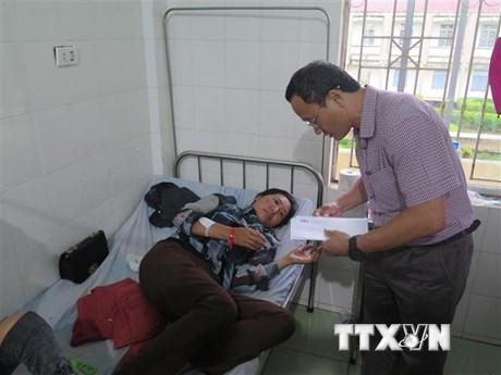 Nỗ lực điều trị cho các nạn nhân vụ tai nạn nghiêm trọng tại Kon Tum