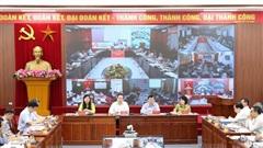Mặt trận chung lưng đấu cật cùng cấp ủy, chính quyền thực hiện 'nhiệm vụ kép'