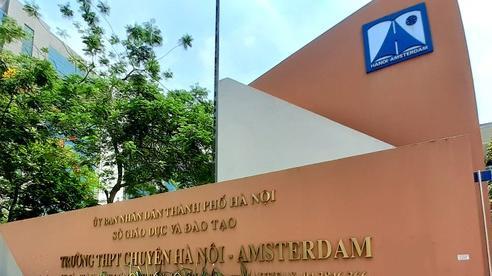 Tân hiệu trưởng trường THPT chuyên Hà Nội - Amsterdam vừa được bổ nhiệm là ai?