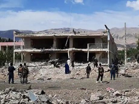 Taliban tấn công văn phòng của cơ quan tình báo quốc gia Afghanistan