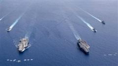 Chuyên gia quốc tế: Bác yêu sách, Mỹ đẩy Trung Quốc vào thế kẹt trên biển Đông