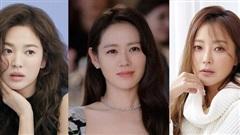 Top mỹ nhân hàng đầu Hàn Quốc sinh ra tại Daegu: Son Ye Jin và Song Hye Kyo đều có mặt trong BXH
