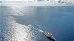 Sách Trắng quốc phòng Nhật Bản: Trung Quốc hành động đơn phương cưỡng ép ở Biển Đông
