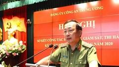 Thẩm định tiêu chuẩn tái cử 315 nhân sự diện Đảng ủy Công an T.Ư quản lý