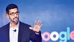 Google đầu tư khoản tiền kỷ lục cho Ấn Độ