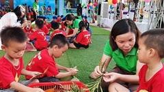 Hiệu quả từ xây dựng trường mầm non lấy trẻ làm trung tâm