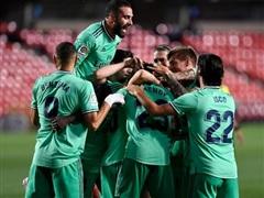 Real Madrid chỉ còn cách ngôi vương La Liga đúng một trận đấu