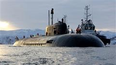 Tàu ngầm Orel Nga làm xấu hổ Không quân Đan Mạch