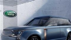 Xem trước Range Rover thế hệ mới - Ước ao thay đổi sau gần 10 năm