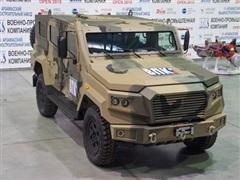 Nga phát triển thành công xe bọc thép hạng nhẹ VPK-Strela