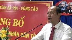 Chánh Thanh tra tỉnh Bà Rịa- Vũng Tàu Nguyễn Văn Hải được bổ nhiệm làm Giám đốc sở TN&MT