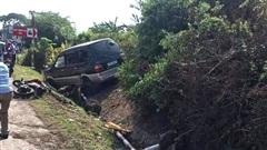 Tai nạn thương tâm: Người phụ nữ bị lìa đầu sau cú va chạm mạnh