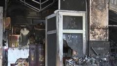 Điều tra nghi án phóng hỏa đốt nhà dân khiến 3 người bỏng nặng