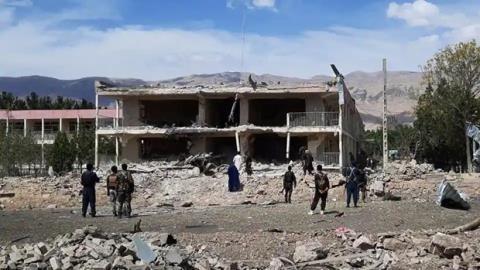 Taliban tấn công tình báo Afghanistan, CIA chết vì huyễn hoặc
