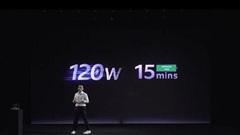 VIVO ra mắt công nghệ sạc nhanh 120W