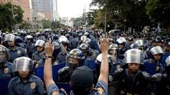 Hơn 1.000 sĩ quan cảnh sát Philippines nhiễm Covid-19