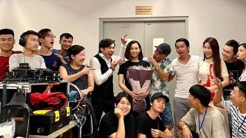 Lã Thanh Huyền chia tay đoàn làm phim 'Tình yêu và tham vọng'