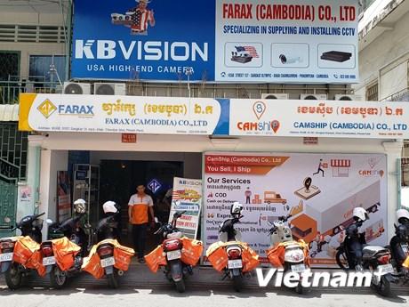 Doanh nghiệp Việt bền bỉ vượt khó trên đất nước chùa Tháp