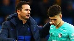 Petr Cech tiến cử, Chelsea sắp có thủ môn mới thay Kepa