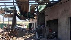 Vụ nổ nồi hơi làm bánh đa ở Nghệ An: Thổi bay mái tôn ki ốt, 2 chị em ruột thương vong