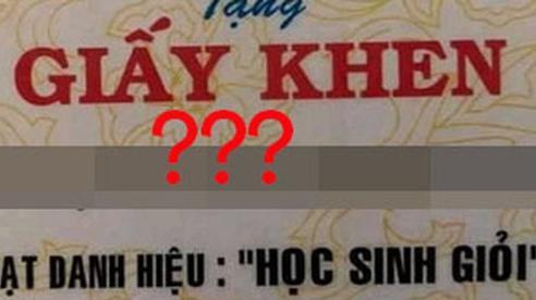 Tấm giấy khen gây sốt MXH vì cái tên quá đặc biệt: Dài tận 6 chữ, đọc xong bỗng thấy 'tiền bay phấp phới'
