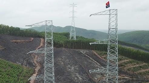 Đường dây 500 kV mạch 3: Cuối năm 2020 mới có thể đóng điện