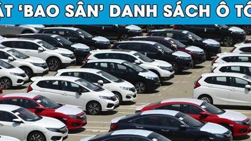 10 ô tô 'ế' nhất Việt Nam nửa đầu năm 2020
