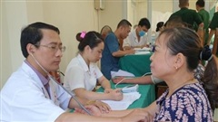 Trung tâm Y tế quân dân y Bạch Long Vĩ cấp cứu thành công nhiều ca bệnh nặng