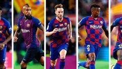 Barca thanh lý 9 cầu thủ, rước về đàn em Messi