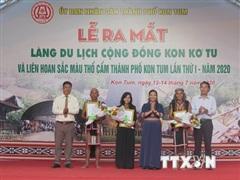 Trải nghiệm các dịch vụ du lịch cộng đồng đặc sắc tại Kon Tum