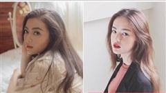 Đọ sắc 2 ứng viên Hoa hậu Việt Nam 2020: Là Hoa khôi và Á khôi của ĐH nổi tiếng, thần thái không hề trộn lẫn