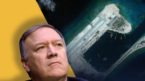 Bác bỏ yêu sách biển của TQ: Mỹ đảo ngược chính sách 'chủ nghĩa biệt lập' với Biển Đông