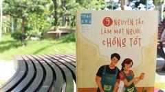 Sách dạy '9 nguyên tắc làm một người chồng tốt'