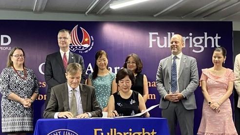 USAID tài trợ 4,65 triệu USD cho Đại học Fulbright Việt Nam
