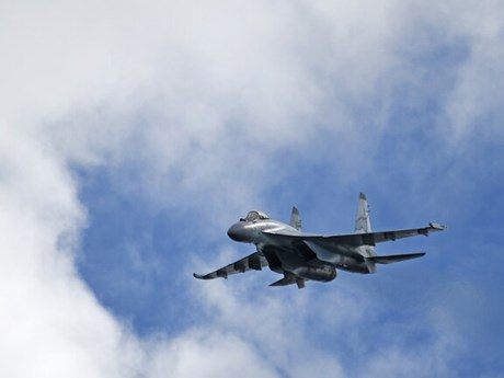 Máy bay tiêm kích Nga chặn máy bay do thám của Mỹ và Na Uy