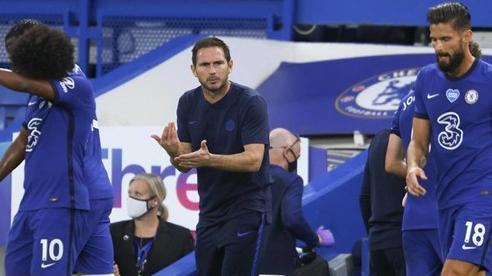 Lampard tâng bốc Giroud giúp Chelsea bứt phá
